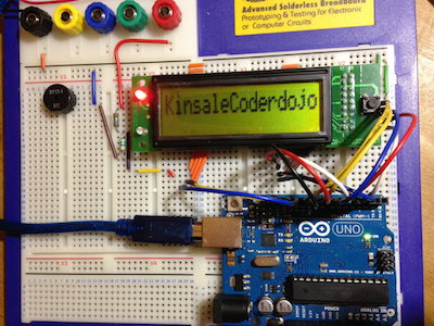 Arduino LCD Project